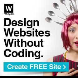 Webydo banner