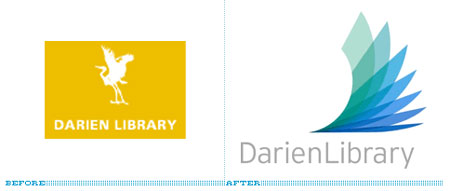 Library logo: a nice redesign