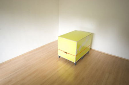 The magic furniture box