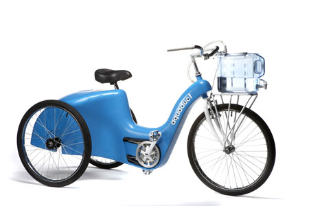 aquaduct bike by ideo