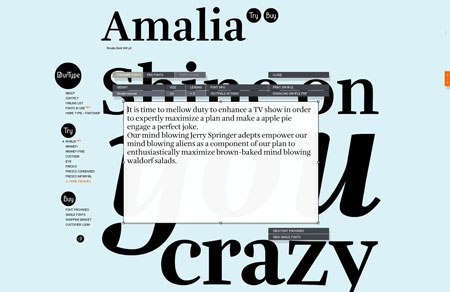OurType: fine typography from Europe