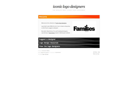 iconic logo designers screenshot
