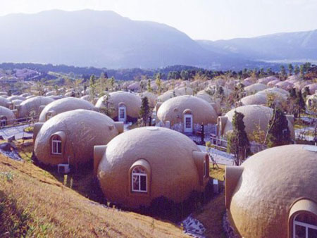 dome houses