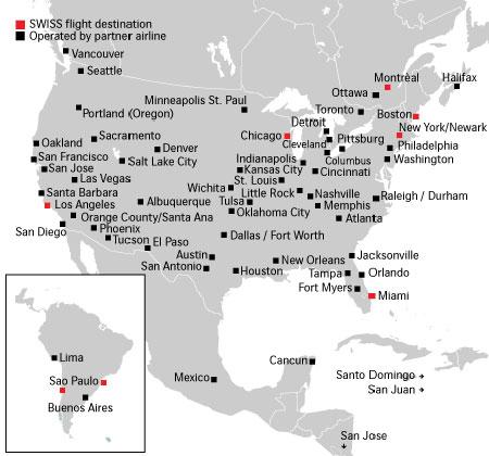 swiss american map