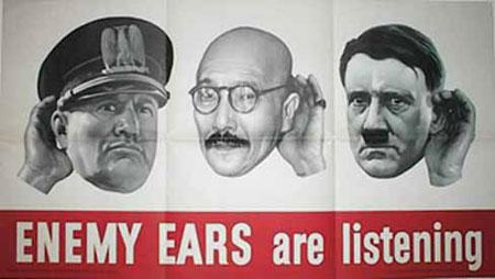 enemy ears