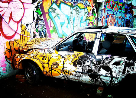 Inspire Yourself With Graffiti Art
