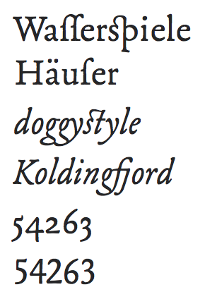 Fabiol, by Lazydogs Typefoundry