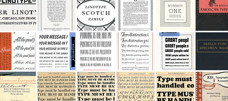 Depression Press typecase Specimen: a photoset of flickr