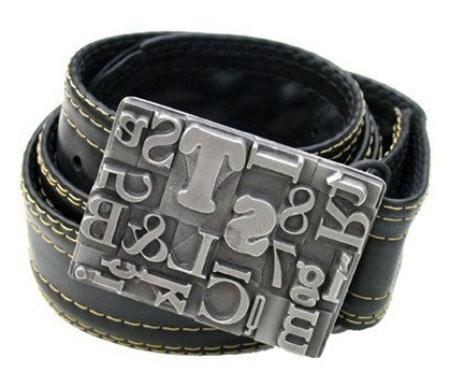 belt buckle type
