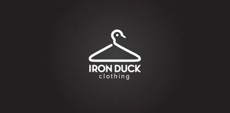 iron duck logo