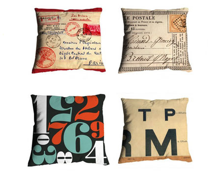 type pillows