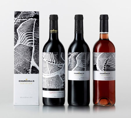 25 Brilliant Wine Label Bottle Package Designs