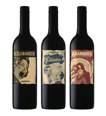 25 Brilliant Wine Label, Bottle & Package Designs - Designer Daily