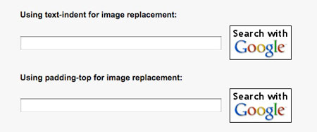 image replacement