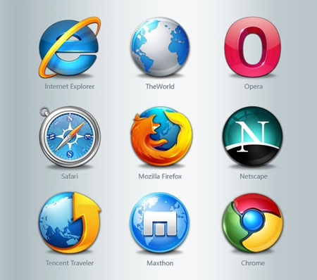 15 wonderful set of icons for web design