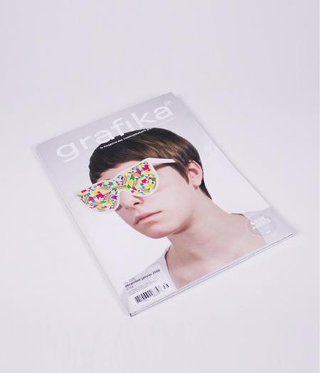 grafika magazine