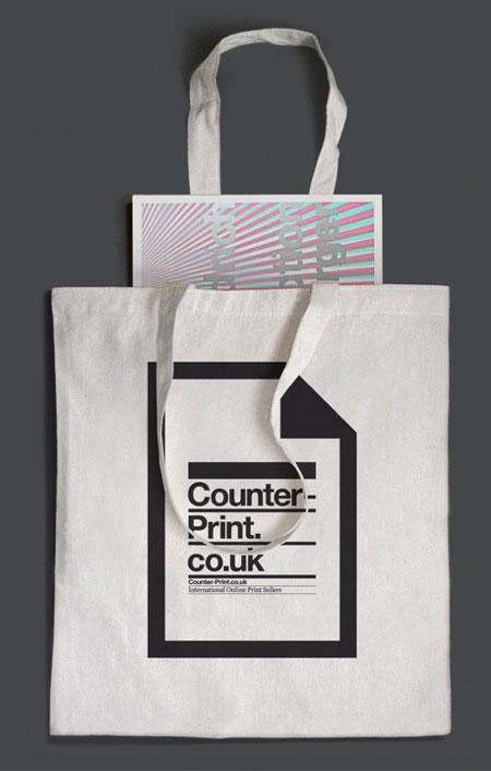 counter print bag