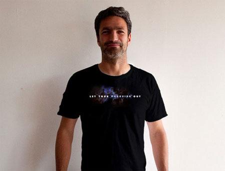 Resident Evil Comic-Con T-Shirt
