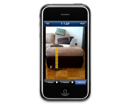 ruler phone app