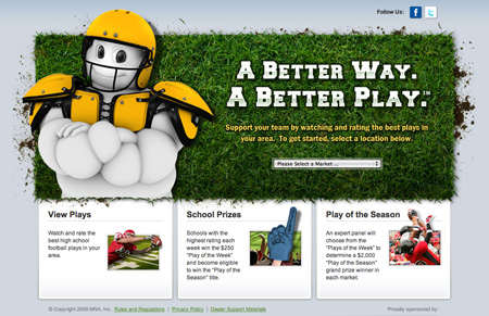 11 grass-based website designs