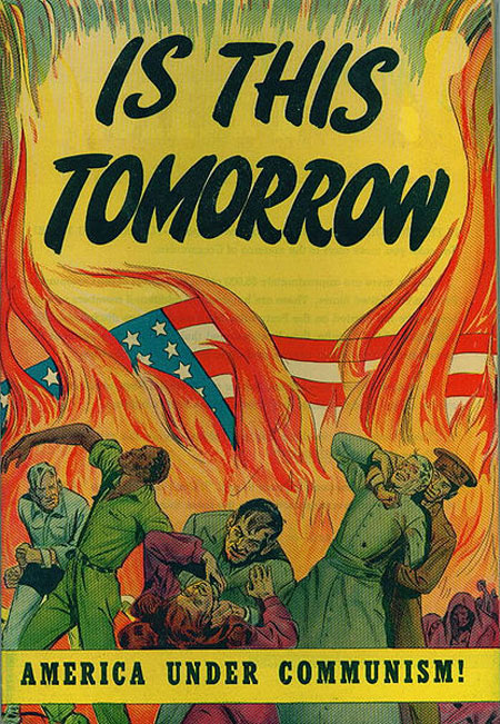 an examination of the threat of communism in america in the 1920s The red scare of the early 1920s would of the 1920s: definition, summary & causes too far in an effort to protect america from some perceived internal threat.