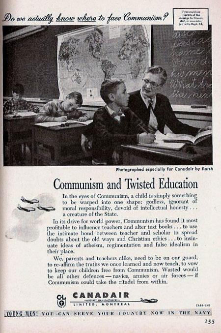 face communism