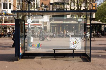 google street view ad