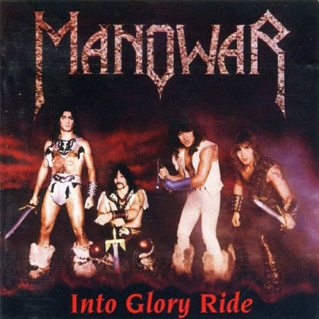 manowar into glory