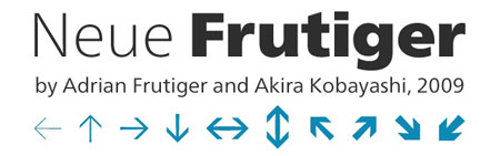 Save 50% on Neue Frutiger value packs
