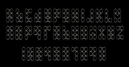 sixpack font