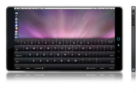 The Apple tablet, rumor or reality?