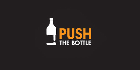 push-the-bottle