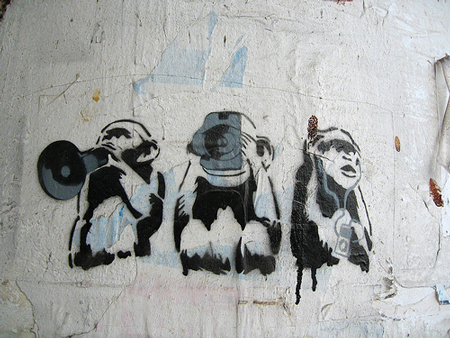 modern monkeys