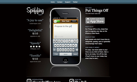 spiffing apps