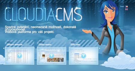 cloudia cms