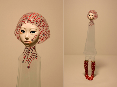 jin young yu sculpture