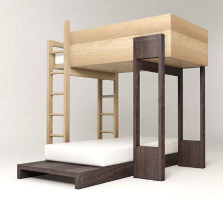 pluunk bed