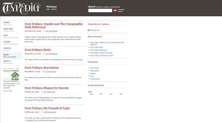 typedia screenshot