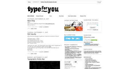type for you screenshot