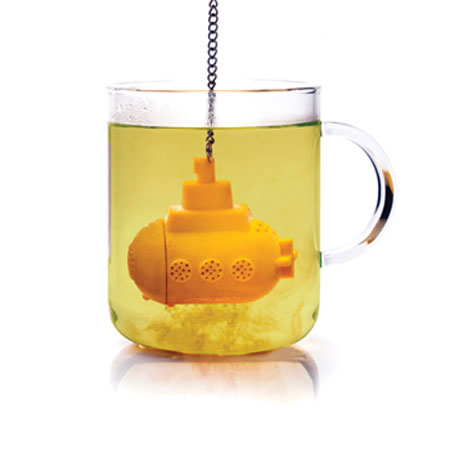 Tea submarine