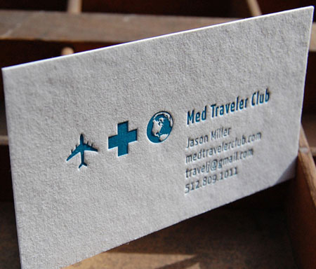 5 types of business card designs to consider