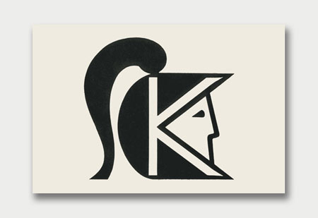 Knight accounting logotype