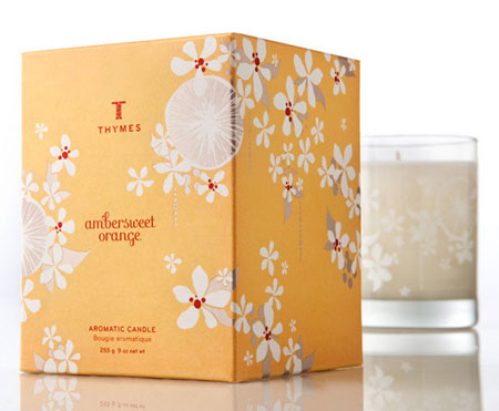 Thymes Ambersweet Orange