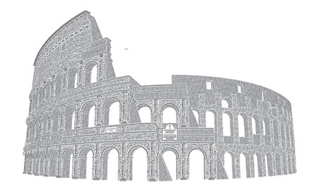 Colosseo by Cameron Moll