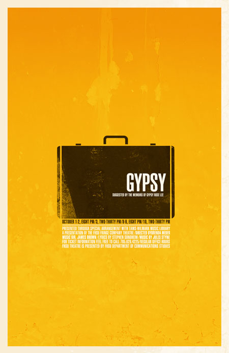 Gypsy by Jordan Michael Gray