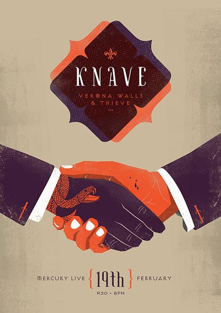 Knave, Verona Walls & Thieve