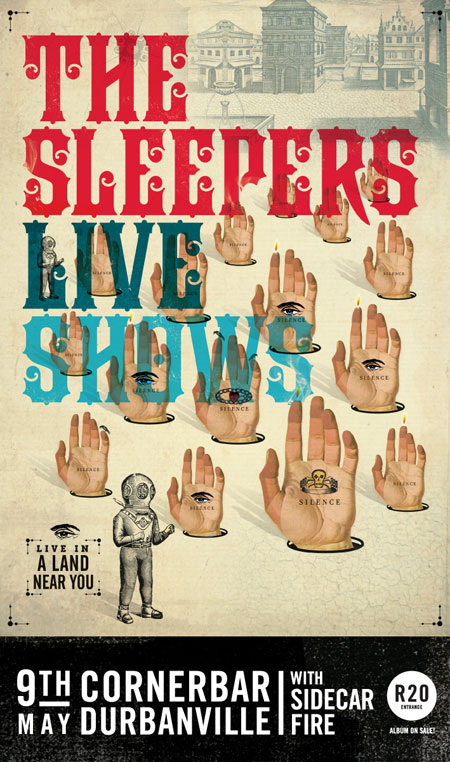 The Sleepers poster