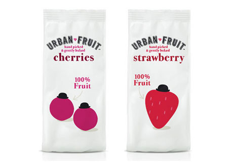 Urban fruit packaging