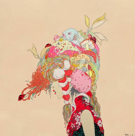 Zhou Fan art