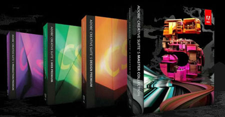 Pre-order available for Adobe CS5 packages